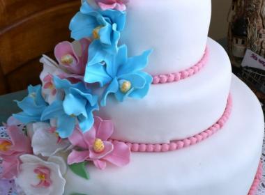 Свадебный каскад