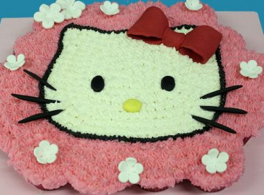 Торт Хеллоу Китти 1