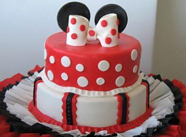 Торт Мини МАус 2
